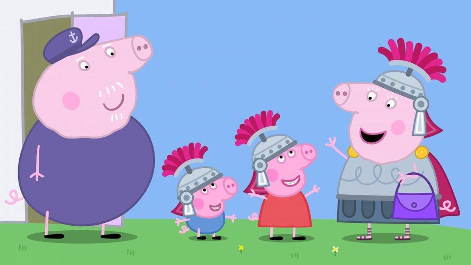 Peppa Pig: Festival of Fun, fotograma 6 de 11