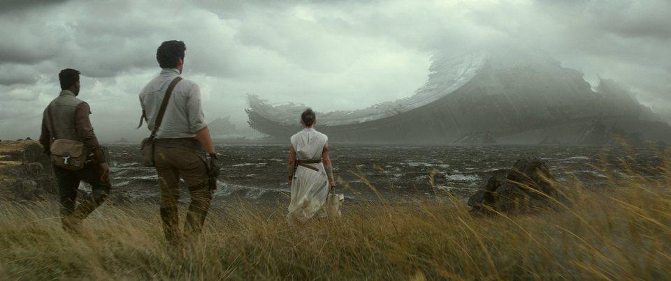Star Wars: The Rise of Skywalker, fotograma 1 de 31