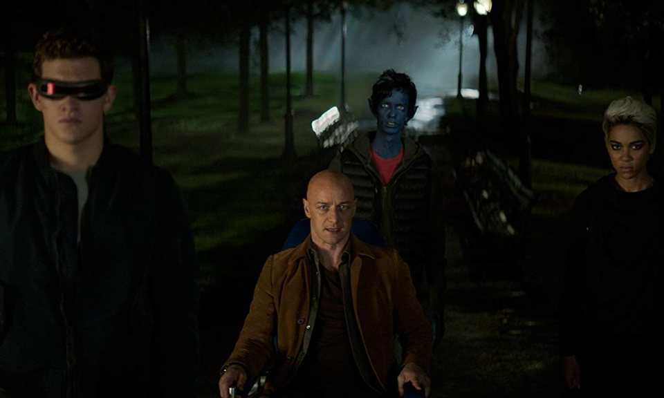 X-Men: Dark Phoenix, fotograma 4 de 11