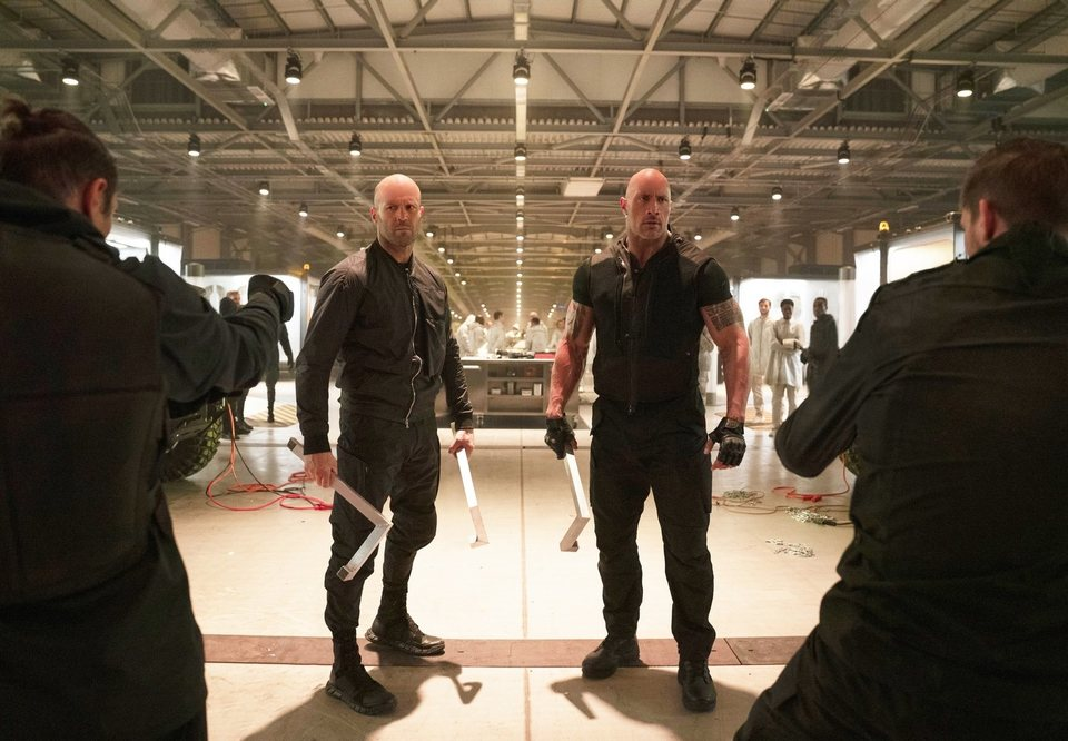 Fast & Furious: Hobbs & Shaw, fotograma 3 de 39