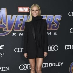 Gwyneth Paltrow on the red carpet of 'Avengers: Endgame'