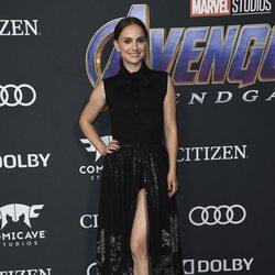 Natalie Portman on the red carpet of 'Avengers: Endgame'