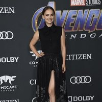 Natalie Portman on the red carpet of 'Avengers: Endgame'