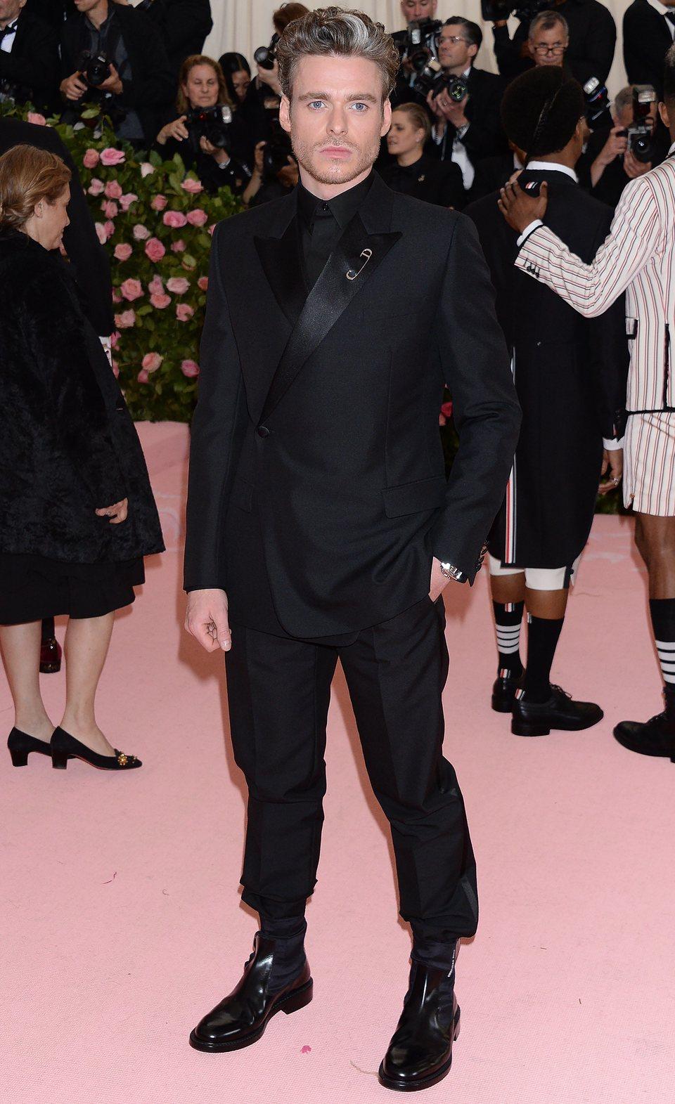 Richard Madden at Met Gala 2019