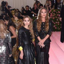 The Olsen Twins at Met Gala 2019