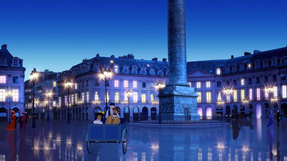 Dilili in Paris, fotograma 1 de 5