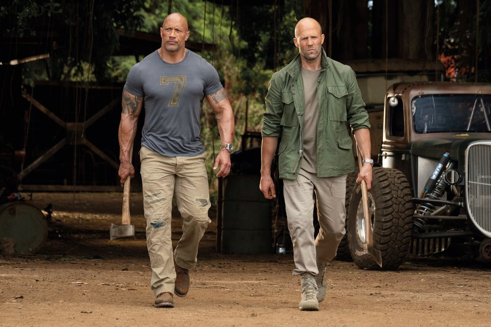 Fast & Furious: Hobbs & Shaw, fotograma 9 de 39