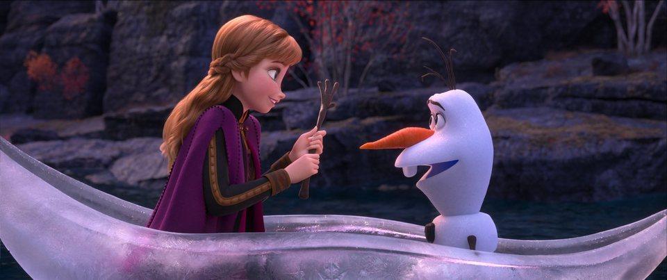 Frozen 2, fotograma 3 de 18