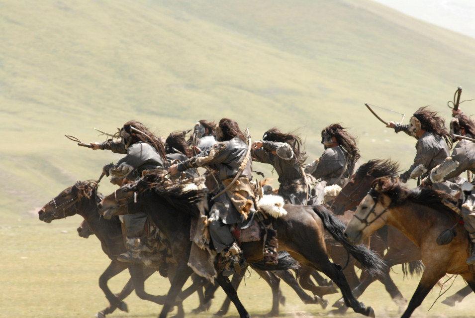 Mongol, fotograma 1 de 29