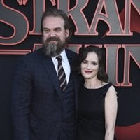 Winona Ryder and David Harbour in the 'Stranger Things' Season 3 Premiere