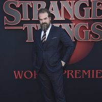 David Harbour in the 'Stranger Things' Season 3 Premiere