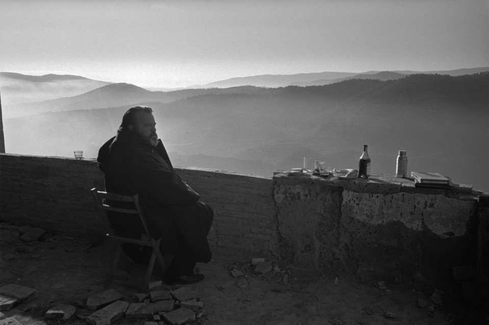 The Eyes of Orson Welles, fotograma 9 de 9