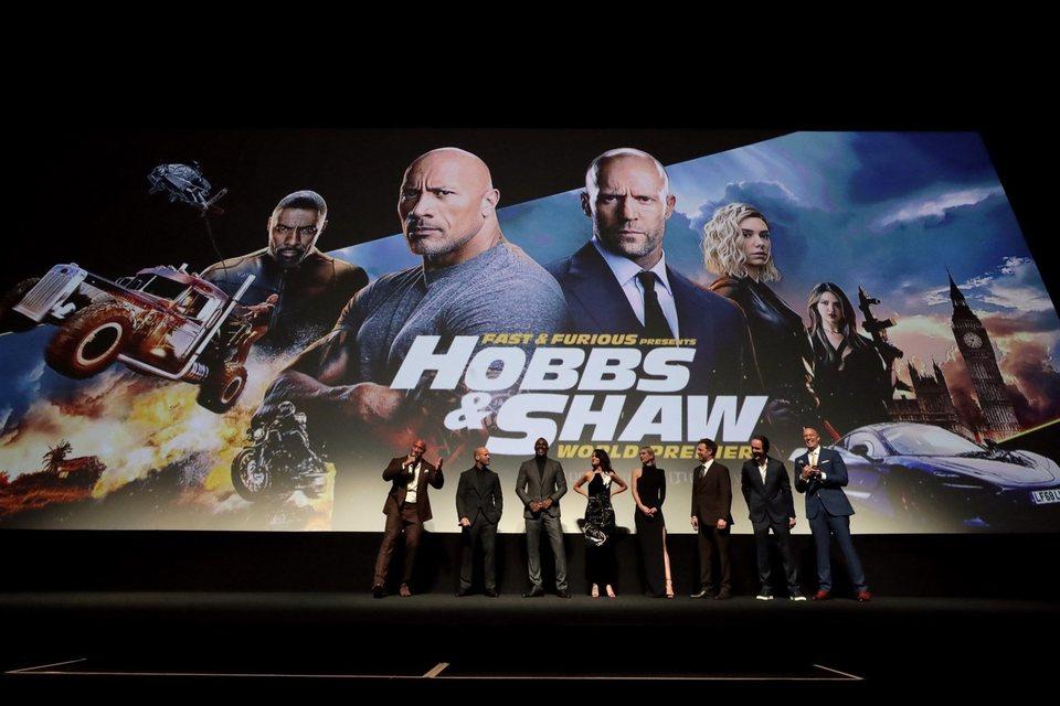 Fast & Furious: Hobbs & Shaw, fotograma 18 de 39