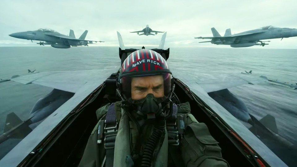 Top Gun: Maverick, fotograma 4 de 21