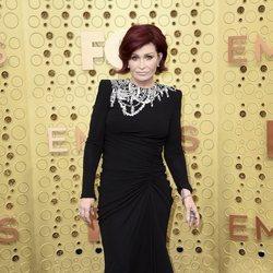 Sharon Osbourne at the Emmy 2019 red carpet