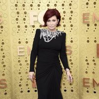 Sharon Osbourne at the Emmy 2019 red carpet