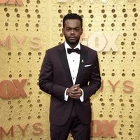 William Jackson Harper at the Emmy 2019 red carpet