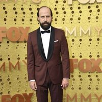 Brett Gelman at the Emmy 2019 red carpet