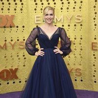 Rhea Seehorn arrives at the 71st Primetime Emmy Awards