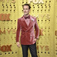James Van Der Beek arrives at the 71st Primetime Emmy Awards