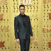 Charlie Barnett arrives at the 71st Primetime Emmy Awards