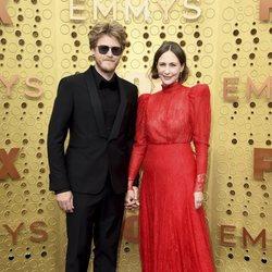 Vera Farmiga at the Emmy 2019 red carpet