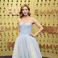 Brittany Snow arrives at the 71st Primetime Emmy Awards