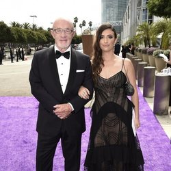 Jonathan Banks at the Emmy 2019 red carpet