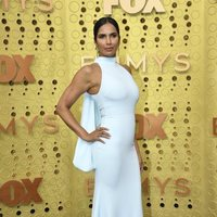 Padma Lakshmi at the Emmy 2019 red carpet