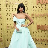 Jameela Jamil arrives at the 71st Primetime Emmy Awards