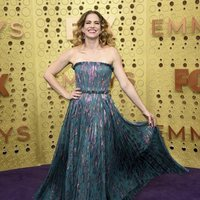Anna Chlumsky at the Emmy 2019 red carpet