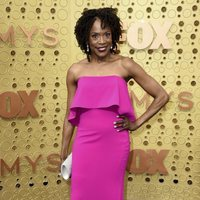 Charlayne Woodard at the Emmy 2019 red carpet
