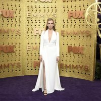 Jodie Comer arrives at the 71st Primetime Emmy Awards