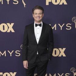 Brett Johnson at the Emmy 2019 red carpet