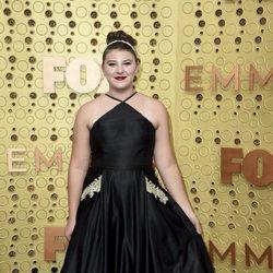 Mackenzie Hancsicsak at the Emmy 2019 red carpet