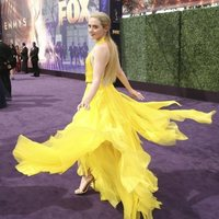 Kathryn Newton at the Emmy 2019 red carpet