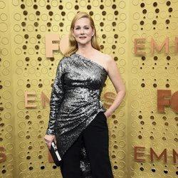 Laura Linney arrives at the 71st Primetime Emmy Awards