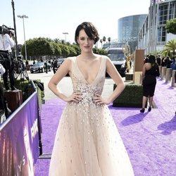 Phoebe Waller-Bridge arrives at the 71st Primetime Emmy Awards