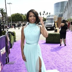 Regina King at the Emmy 2019 red carpet