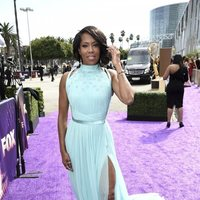 Regina King at the Emmy 2019 red carpet