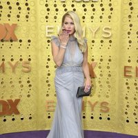 Christina Applegate at the Emmy 2019 red carpet