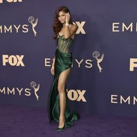 Zendaya at the Emmy 2019 red carpet