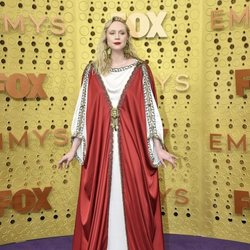 Gwendoline Christie at the Emmy 2019 red carpet