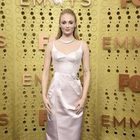 Sophie Turner at the Emmy 2019 red carpet