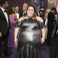 Chrissy Metz at the Emmy 2019 red carpet