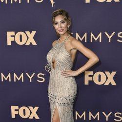 Farrah Abraham at the Emmy 2019 red carpet