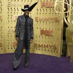 Billy Porter at the Emmy 2019 red carpet