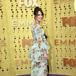 Lena Headey at the Emmy 2019 red carpet