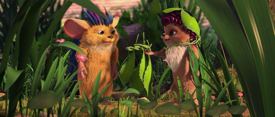 Hedgehogs, fotograma 12 de 14