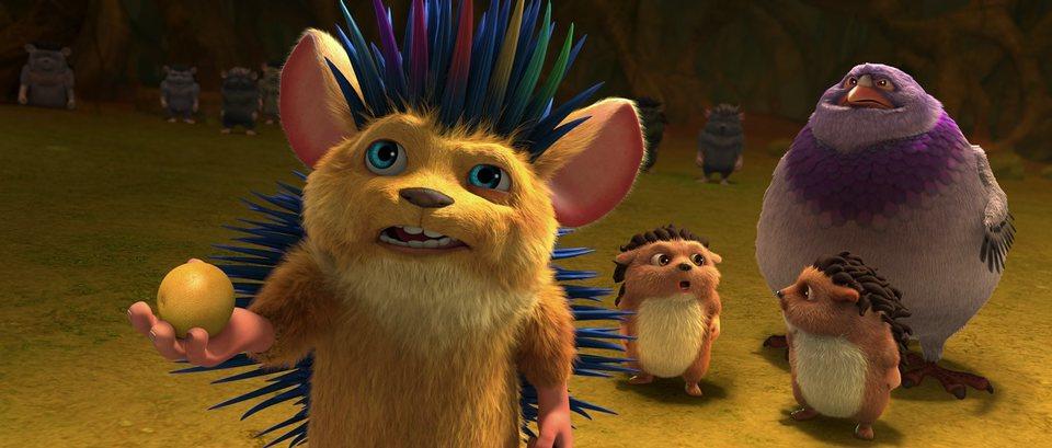 Hedgehogs, fotograma 11 de 14